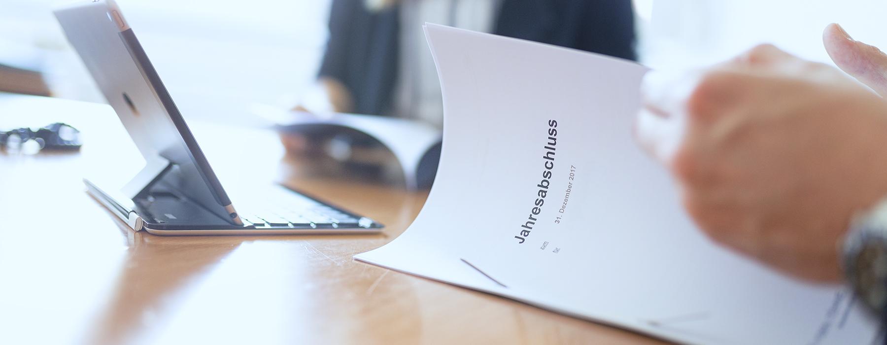 Jahresabschluss für alle Unternehmen und Branchen